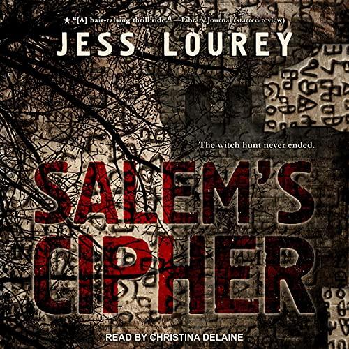 Salem's Cipher Audiobook By Jess Lourey cover art