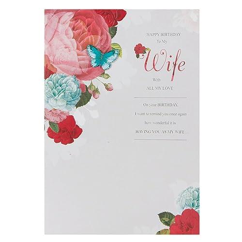 Hallmark Birthday Card For Wife Love Of My Life