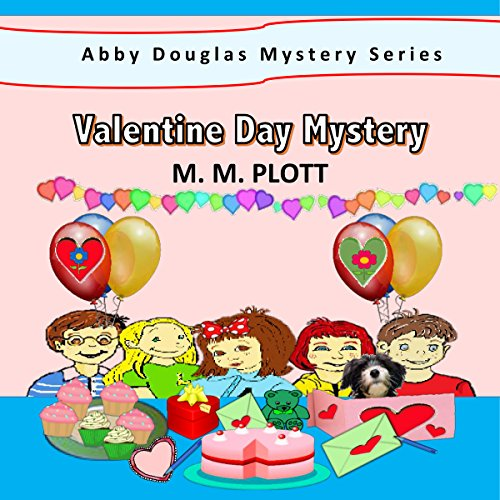 Valentine Day Mystery audiobook cover art