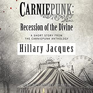 Carniepunk: Recession of the Divine audiobook cover art