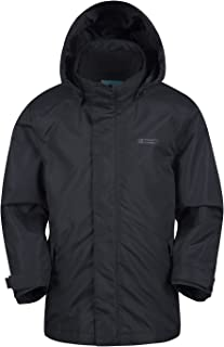 Mountain Warehouse Fell Kids 3 in 1 Jacket - Autumn Triclimate Jacket