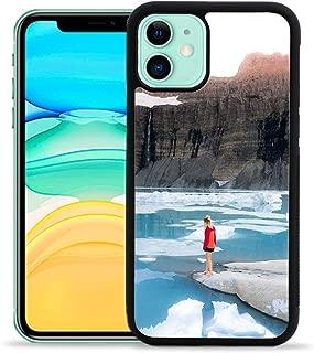 Getsingular Fundas de móvil iPhone 11 Personalizadas con Fotos y Texto | Fundas Negras con los Laterales Flexibles para iPhone (iPhone 11)