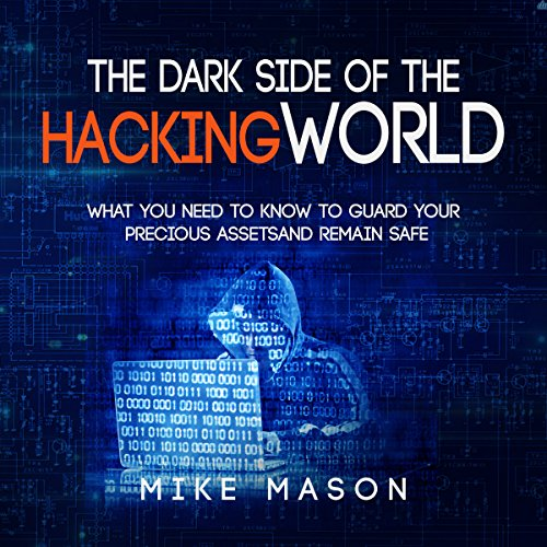 The Dark Side of the Hacking World audiobook cover art