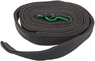 Baosity 250cm Durable Cycling Bicycle Hook Tie Cord Luggage Strap Rope Green Buckle New
