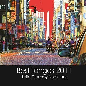 Best tangos - Latin Grammy Nominees 2011