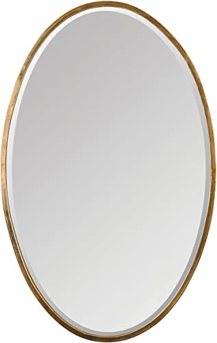 popular Uttermost, 2021 Gold lowest 12894 Herleva Oval Mirror outlet sale