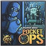 GM Games -Pocket Ops, Juego de tablero (GDM GDM119)
