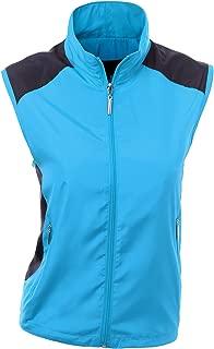 Women's All Weather Proof Comfortable Wear Loose Fit Zipup Vest