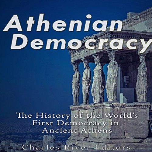 Athenian Democracy audiobook cover art