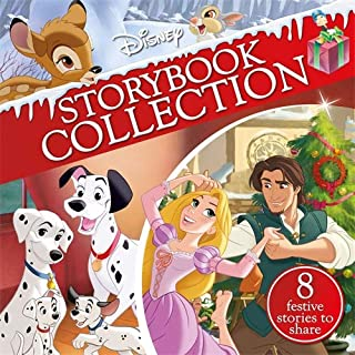 Disney Classics - Mixed: Storybook Collection Festive