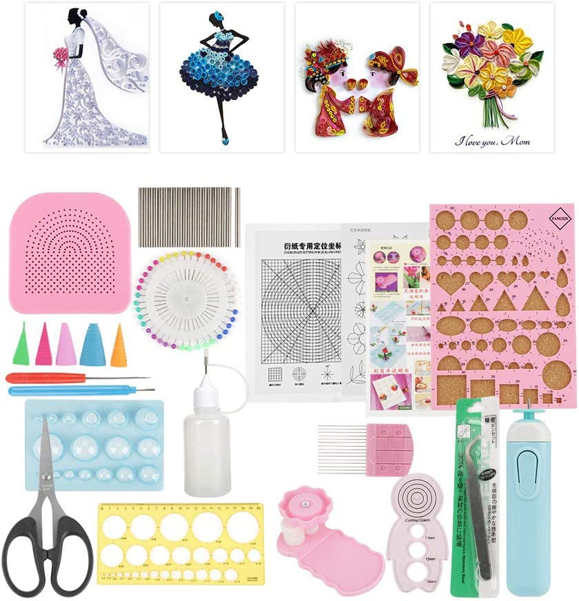 Ranking TOP6 At the price Filigree Tool Set Paper Ho