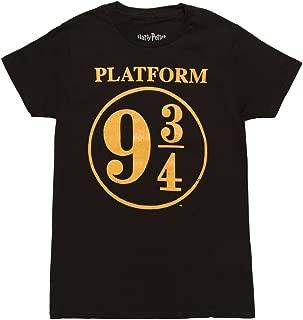 Harry Potter Platform 9 3/4 Adult T-Shirt