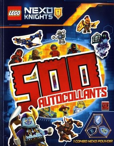LEGO NEXO KNIGHTS SUPER STICKERS 01 (TOURNON LEGO)
