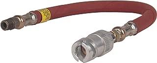 0.5 Id JGB Enterprises 171-1008-2320I-25 J-Flex Hydraulic Hose 1-Wire 2320 psi Maximum Pressure 25 Low-Medium Pressure Synthetic Rubber 25/' 0.5 Id