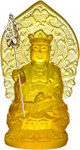 Generic Earth Store Bodhisattva Ksitigarbha Resin Small Statue of Buddha Buddhist Arts and Crafts Decoration