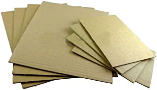 Best corrugated cardboard sheets for sale Reviews
