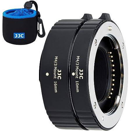 Jjc Autofokus Af Zwischenringe 10mm 16mm Für Olympus M4 Kamera
