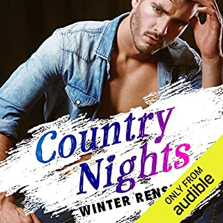 Country Nights audiobook cover art