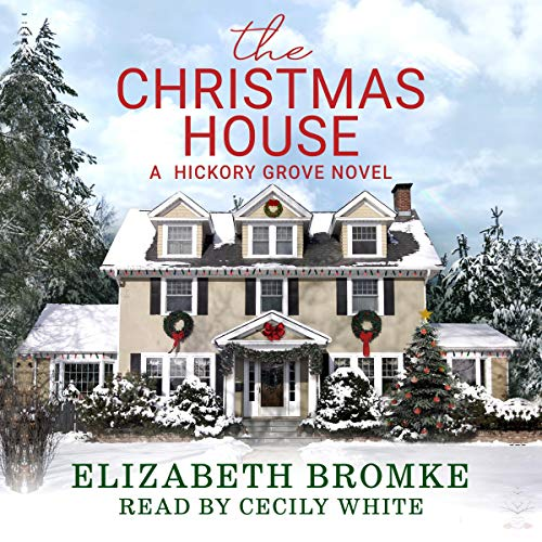 The Christmas House audiobook cover art