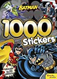Batman. 1000 Stickers: Actividades con 1000 pegatinas (DC Superhéroes)
