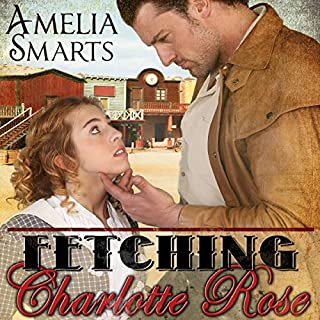 Fetching Charlotte Rose cover art