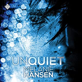 Unquiet audiobook cover art