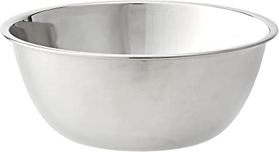 Sunnex CN16022 Stainless Steel Mixing Bowl, 22cm Silver
