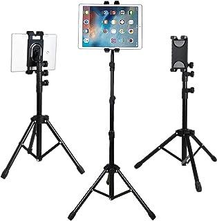 Rubik iPad Tripod Mount Tablet Holder Stand, 360 Adjustable Cradle Bracket Tripod Mount for Apple iPad Pro 12.9, iPad Pro ...