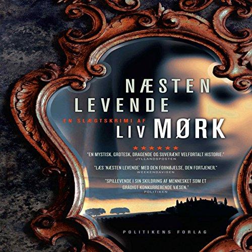 Næsten levende audiobook cover art