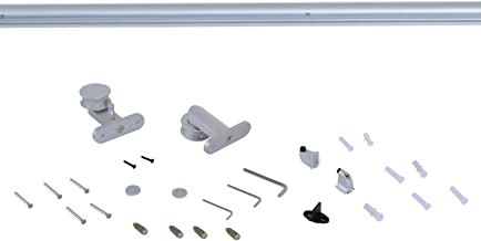 Amazon.es: guia puerta corredera: Bricolaje y herramientas