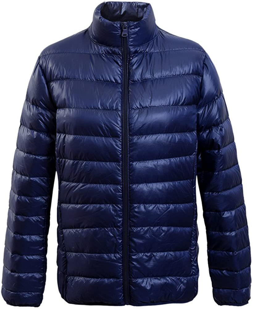 Hiheart Womens Ultralight Phoenix A surprise price is realized Mall Short Down Collar Stand Winter Jacket