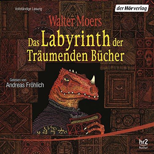 Das Labyrinth der Träumenden Bücher Titelbild