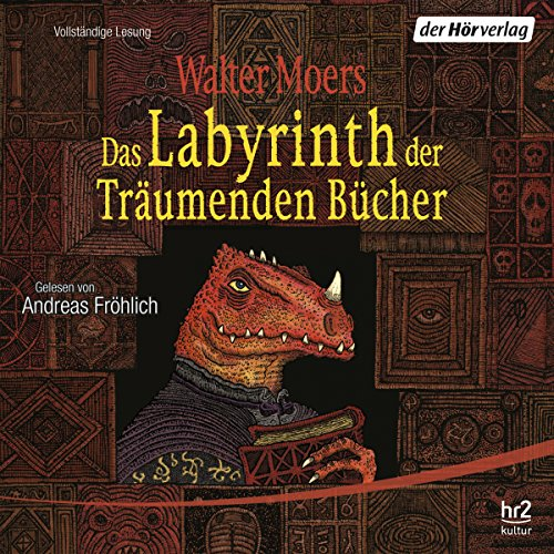 Das Labyrinth der Träumenden Bücher: Zamonien 6