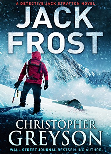 Jack Frost: Detective Jack Stratton Mystery Thriller Series (English Edition)