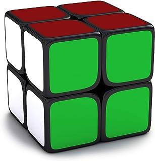 FAVNIC 魔方 マジックキューブ ステッカー 立体パズル【6面完成攻略書付き】競技用 ポップ防止 知育玩具 (1個【2×2】)