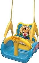 eHomeKart Wave Plain Adjustable 3-in-1 Swing for Kids (Multicolour)