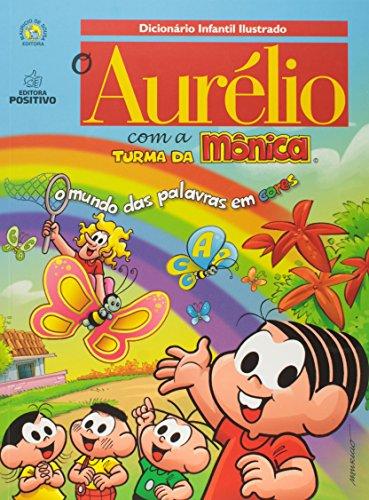 Dicionário Aurélio com a Turma da Mônica