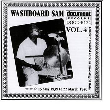 Washboard Sam Vol. 4 1939-1940