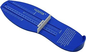 foot measuring gauge