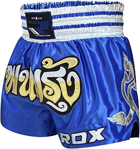 RDX Muay Thai Boxe Pantaloncini Pugilato Sport MMA...
