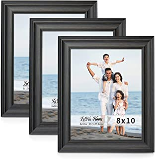 Best distressed black picture frames Reviews