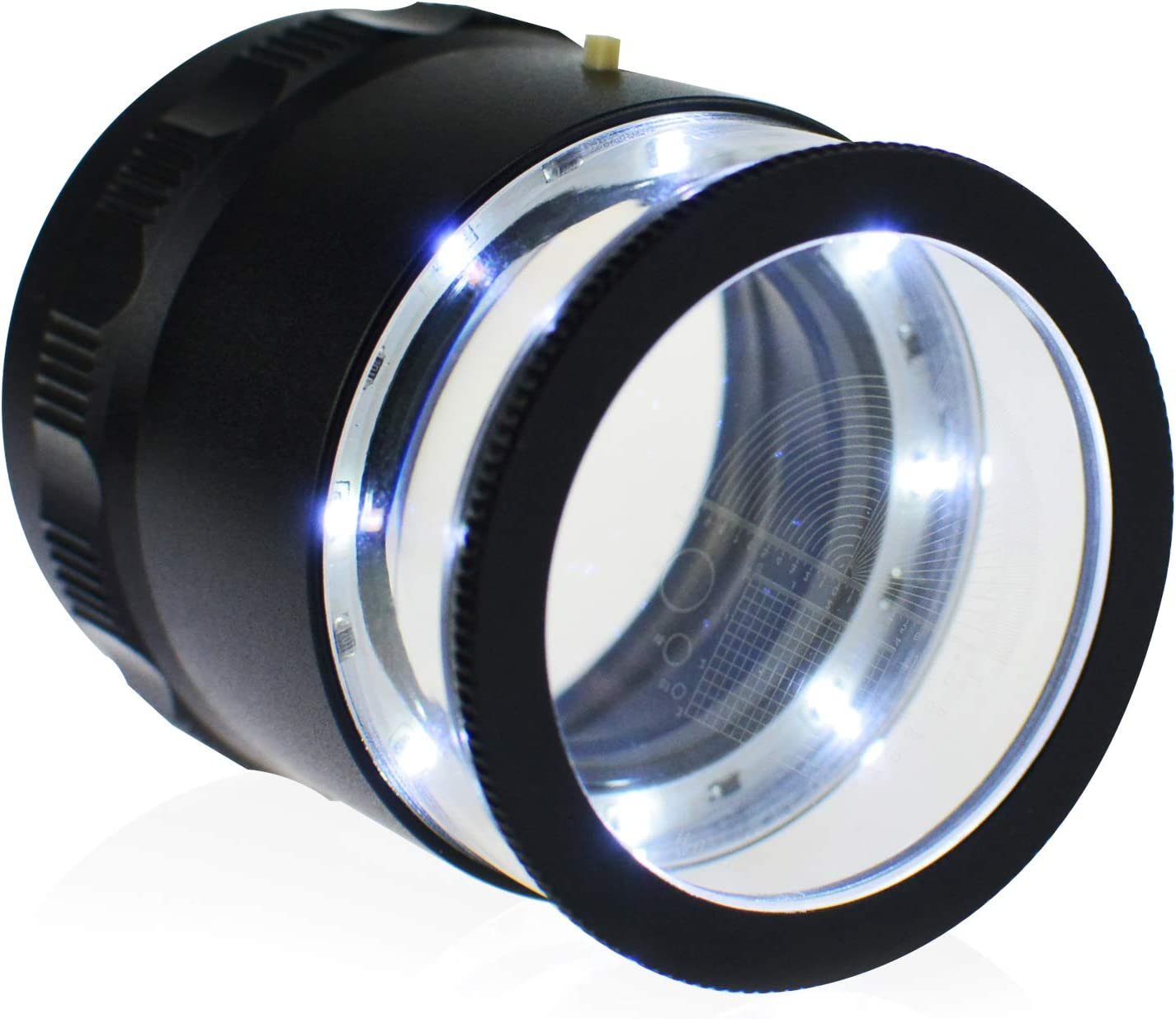 10X Illuminated Jewelers Loupe Dallas Mall with Magnifier Save money Re Interchangeable