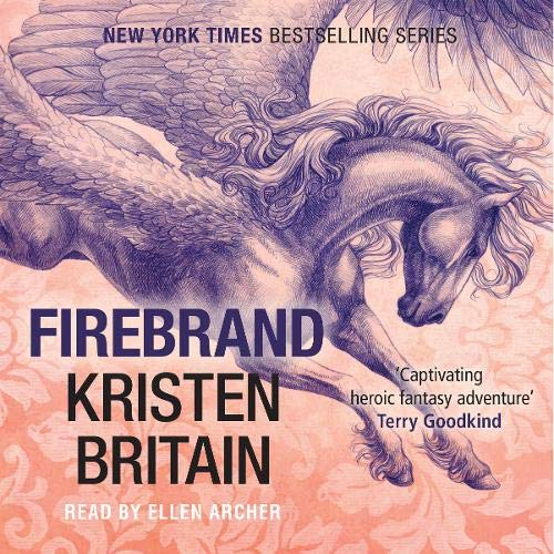 Firebrand Audiobook By Kristen Britain cover art