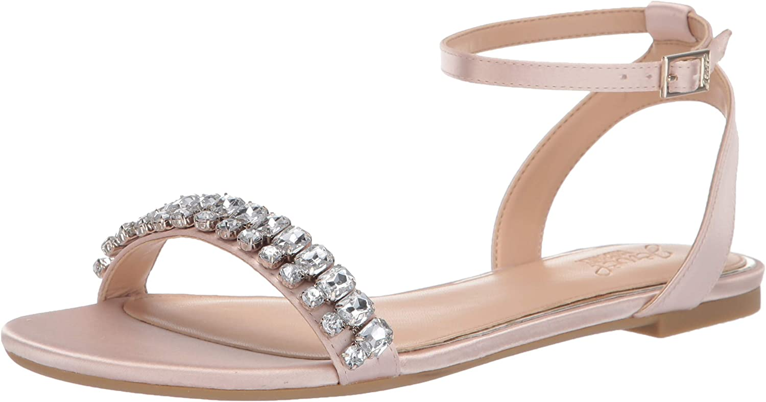 Badgley Mischka Womens Dalinda Sandal