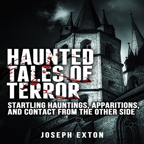 Haunted Tales of Terror audiobook cover art