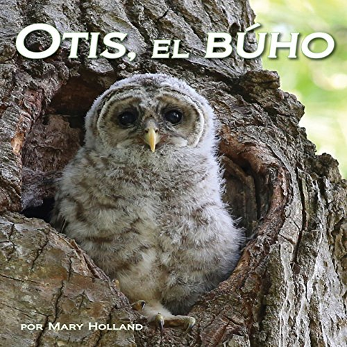 Otis, el Búho [Otis, the Owl] copertina
