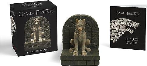Game Of Thrones. Stark Direwolf (Running Press Miniature)
