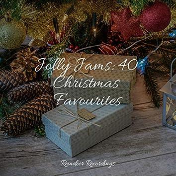 Jolly Jams: 40 Christmas Favourites