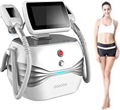 XYZA Portable Obesity Treatment Fat Burner Cryolipolysis Celulite Beauty Equipment for Home Body Shaper Weight Beauty Machine Gray Estimated Price : £ 13333,33