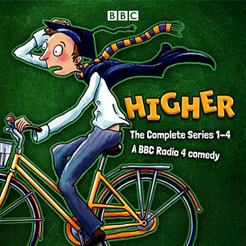 Couverture de Higher: The Complete Series 1-4